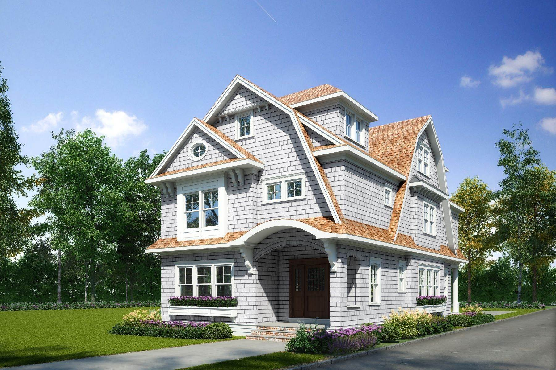 Single Family Homes at New Construction in Sea Girt 209 Chicago Boulevard Sea Girt, New Jersey 08750 United States