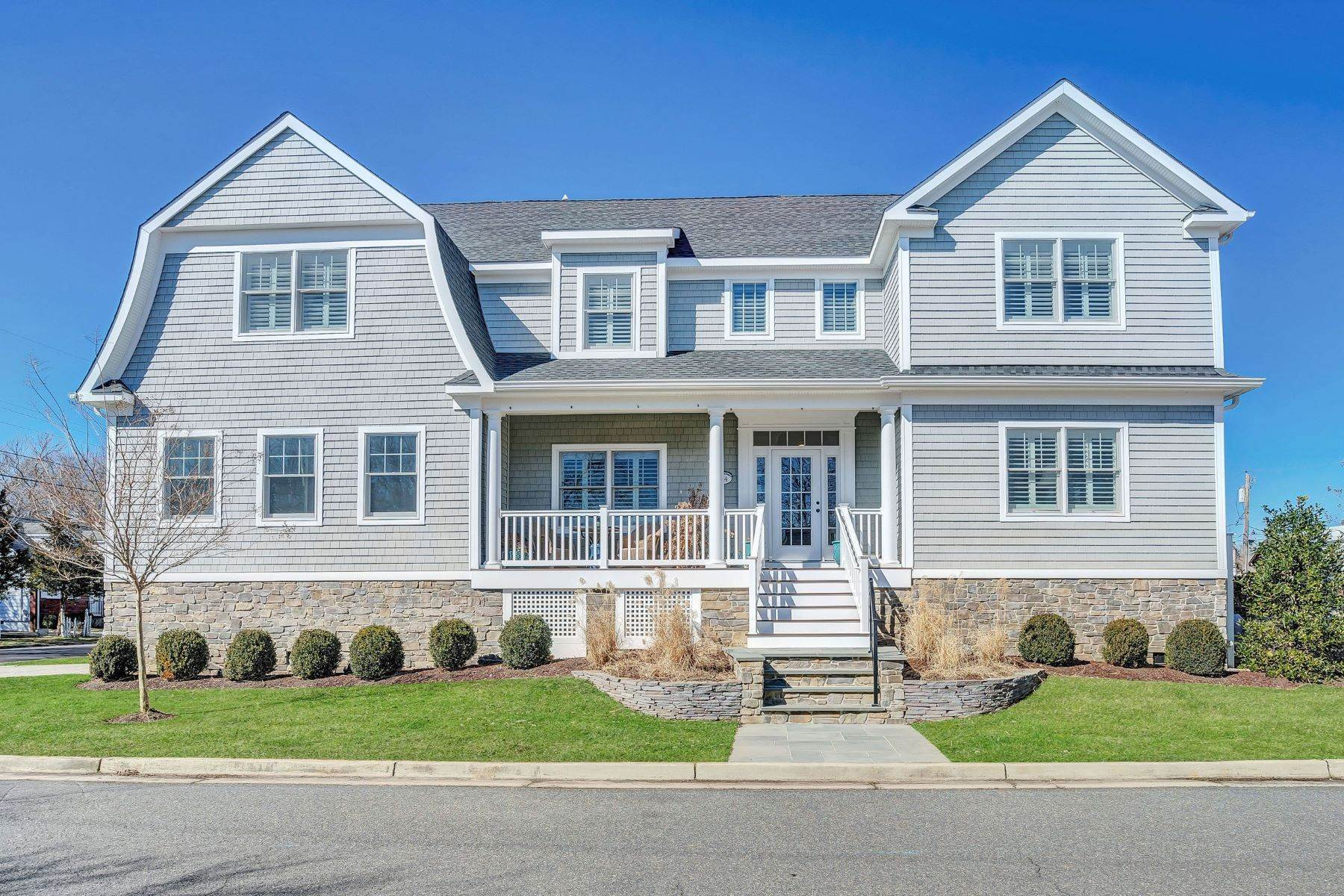 Single Family Homes at Rare Summer Rental in Bay Head 374 Holly Ave Bay Head, New Jersey 08742 United States