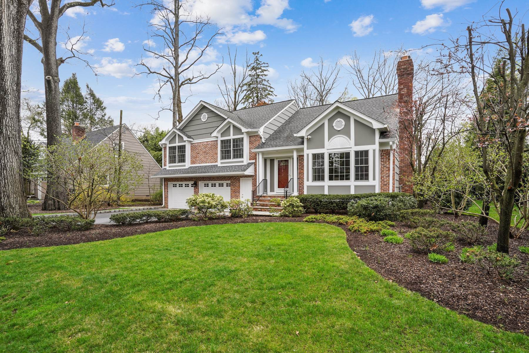 Single Family Homes for Sale at Perfect In Town Custom Home 94 Hobart Avenue Summit, New Jersey 07901 United States