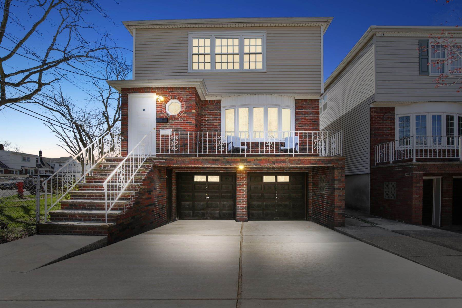 Multi-Family Homes for Sale at Welcome home! 150 West 18th Street Bayonne, New Jersey 07002 United States