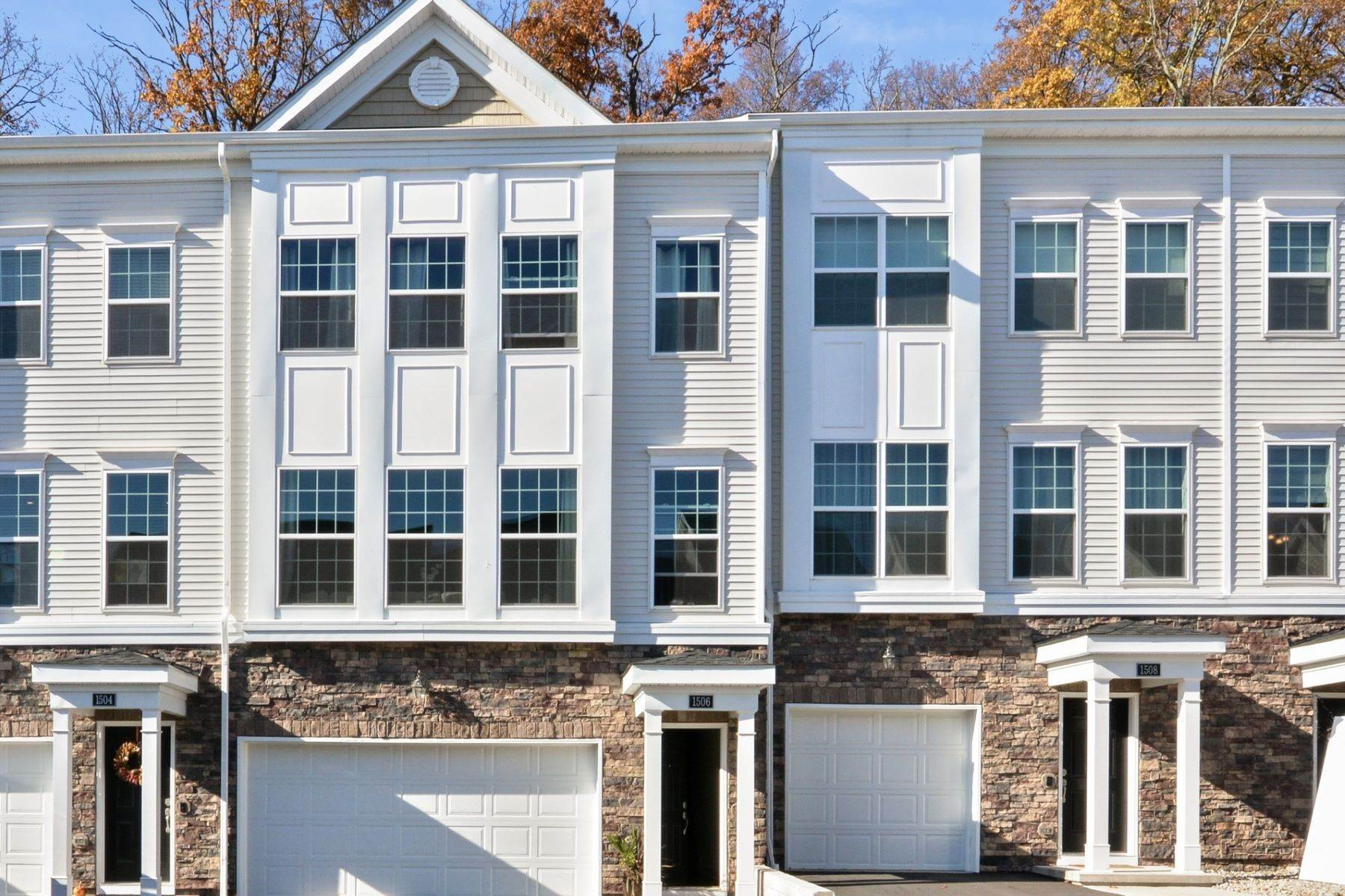townhouses for Sale at 1506 Parkview Lane, Rockaway Twp, NJ 07866 1506 Parkview Lane Rockaway Township, New Jersey 07266 United States