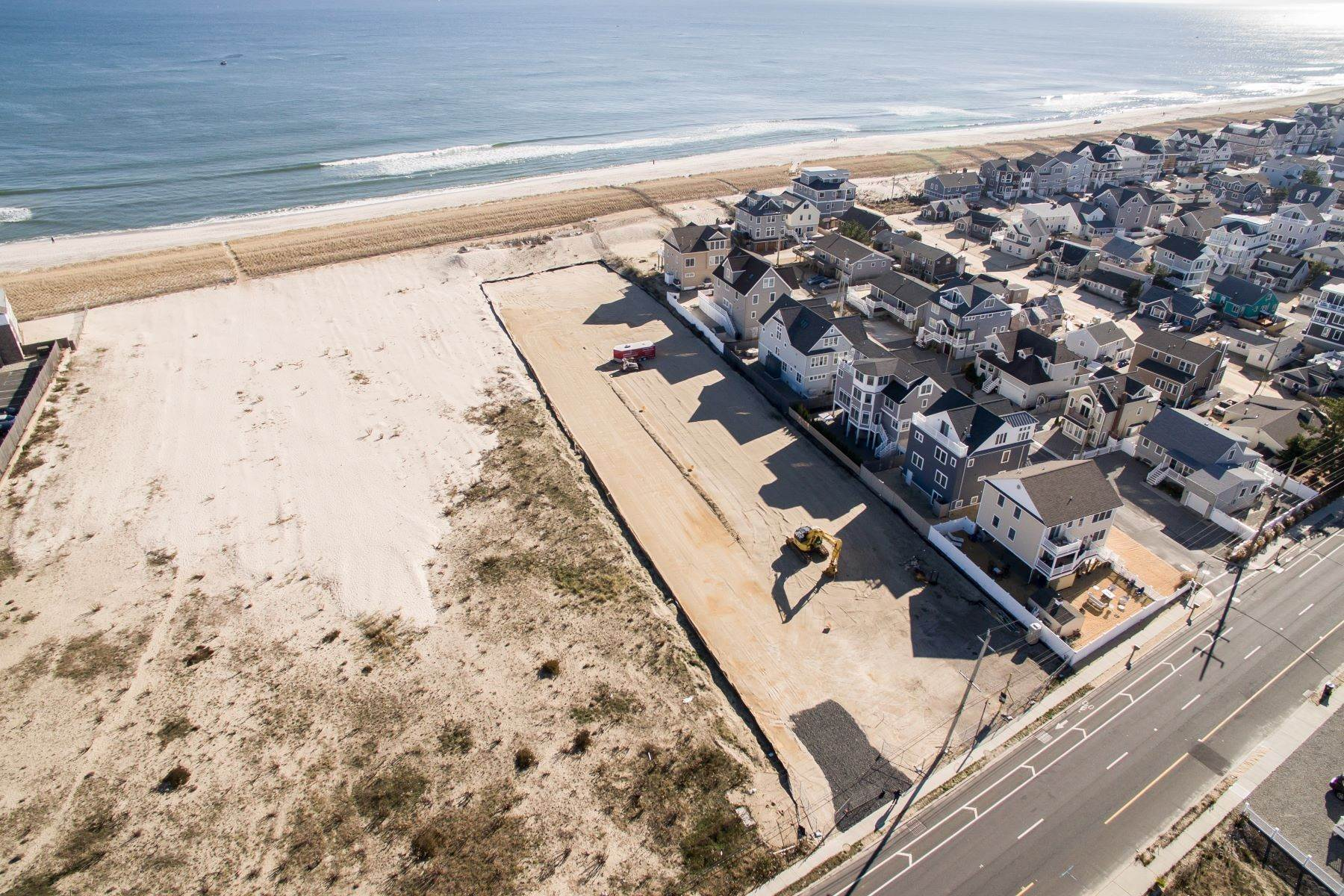 7. Single Family Homes for Sale at Unique Opportunity To Be Part Of A Brand New Private Beach Association 10 Cummins Street Mantoloking, New Jersey 08738 United States