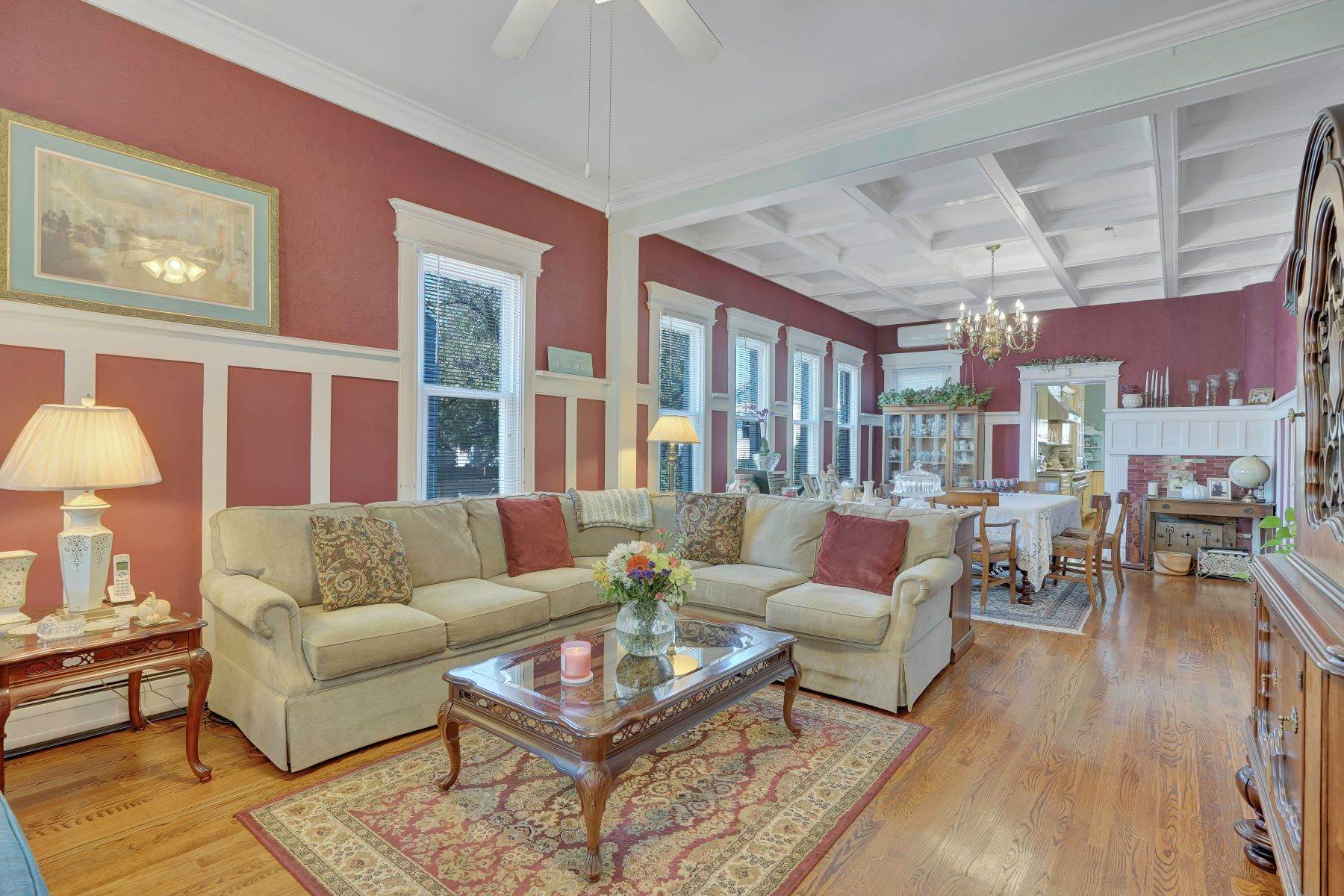 14. Single Family Homes for Sale at Bed and Breakfast in Bradley 204 Third Avenue Bradley Beach, New Jersey 07720 United States