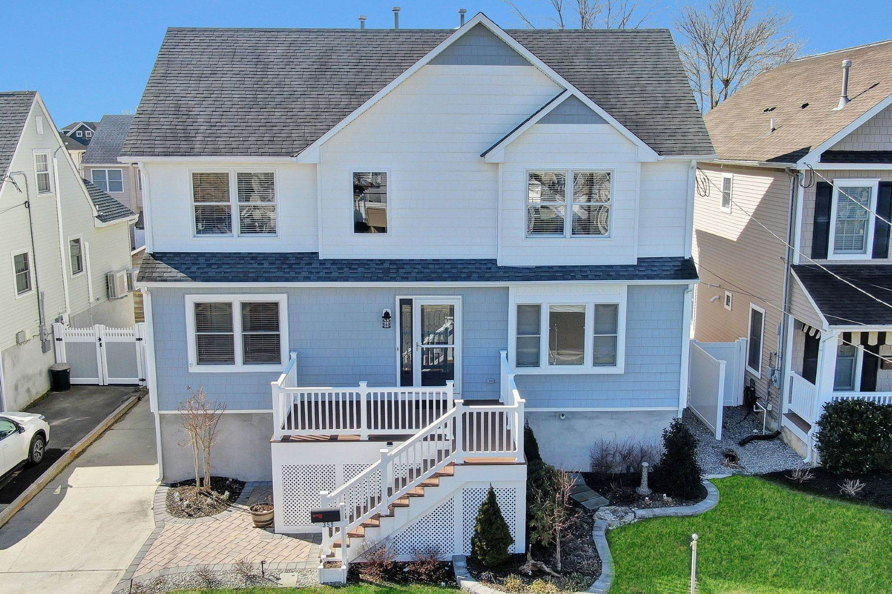 Single Family Homes for Sale at Close to Everything 359 E Virginia Avenue Manasquan, New Jersey 08736 United States