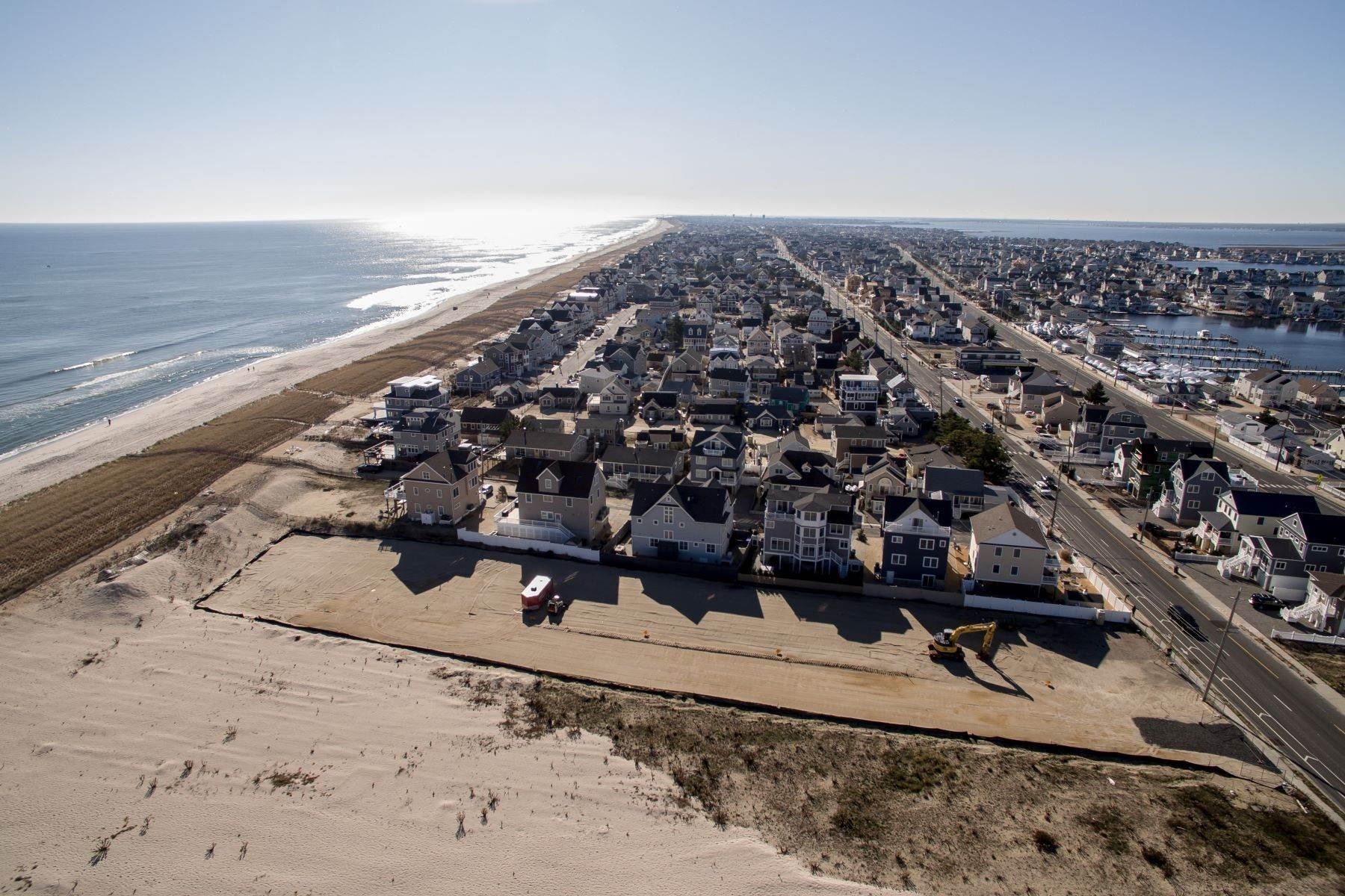 8. Single Family Homes for Sale at Unique Opportunity To Be Part Of A Brand New Private Beach Association 10 Cummins Street Mantoloking, New Jersey 08738 United States