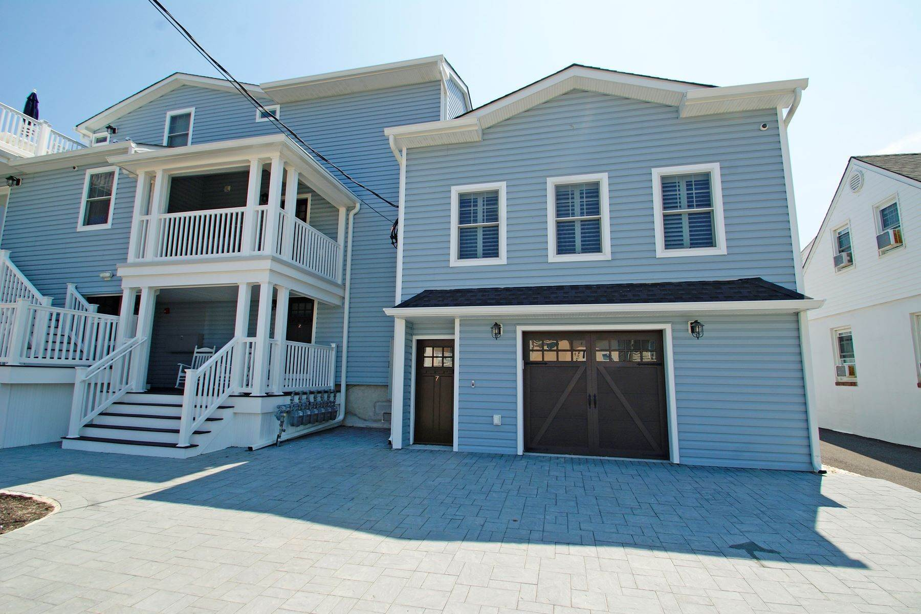 Condominiums for Sale at Beautifully Renovated Condo Just Steps To The Beach 1301 Ocean Avenue Unit #2 Point Pleasant Beach, New Jersey 08742 United States