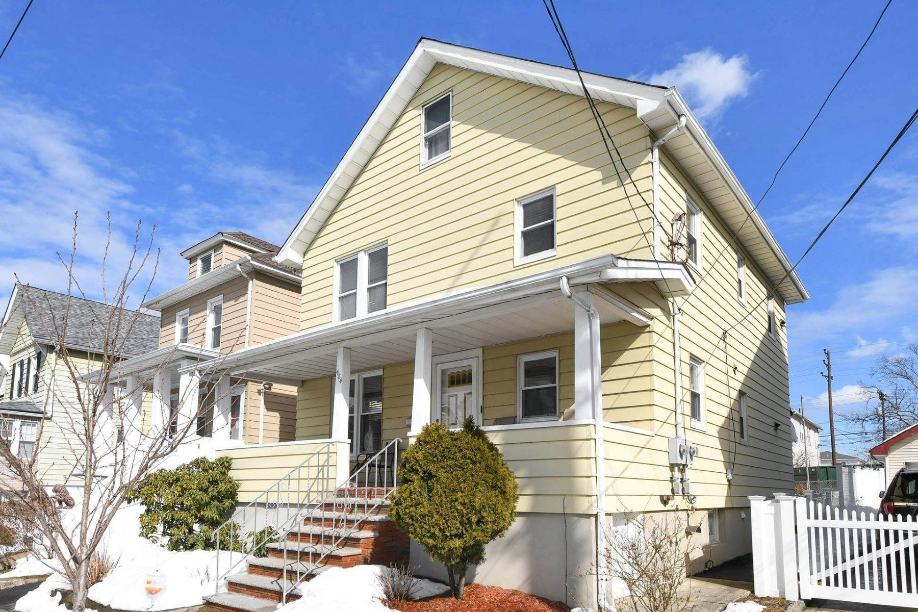 Multi-Family Homes for Sale at Two Family Home 484 Washington Ave Hackensack, New Jersey 07601 United States