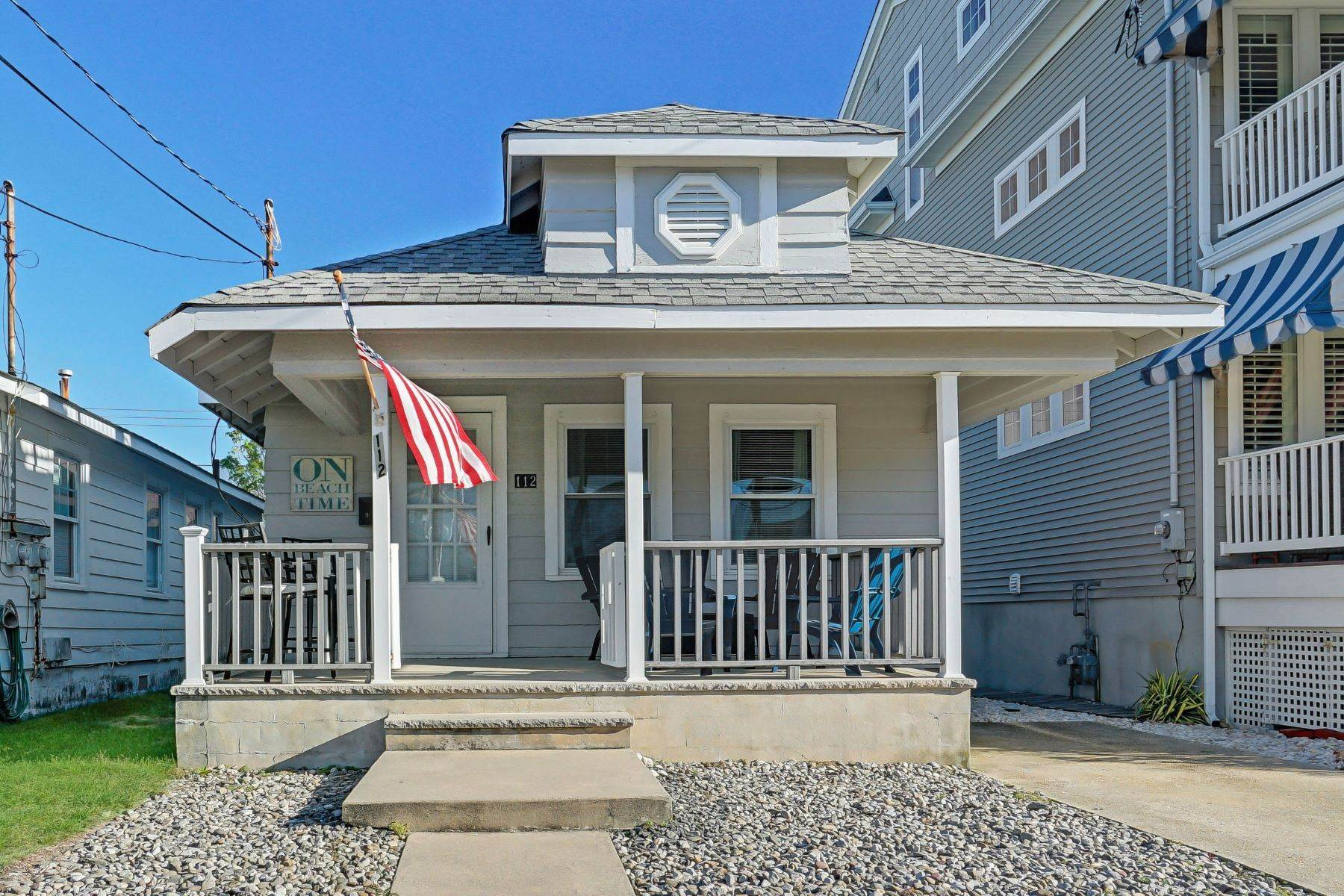 Property for Sale at Classic Seashore Bungalow 112 14th Avenue Belmar, New Jersey 07719 United States