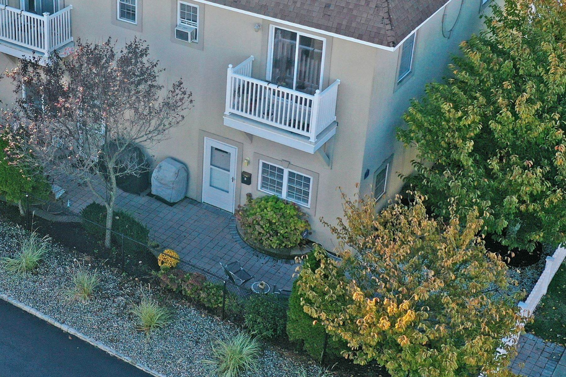 Property for Sale at Rare 3 Bedroom Townhome 315 Newark Avenue Unit 1 Bradley Beach, New Jersey 07720 United States