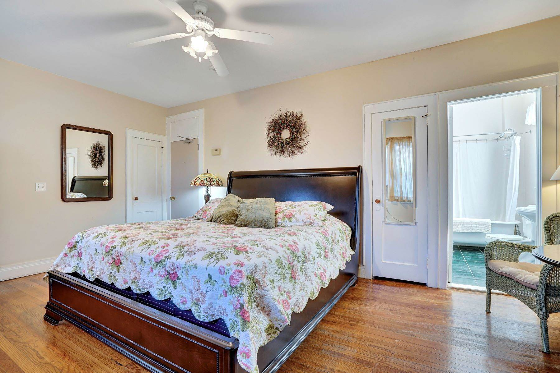40. Single Family Homes for Sale at Bed and Breakfast in Bradley 204 Third Avenue Bradley Beach, New Jersey 07720 United States