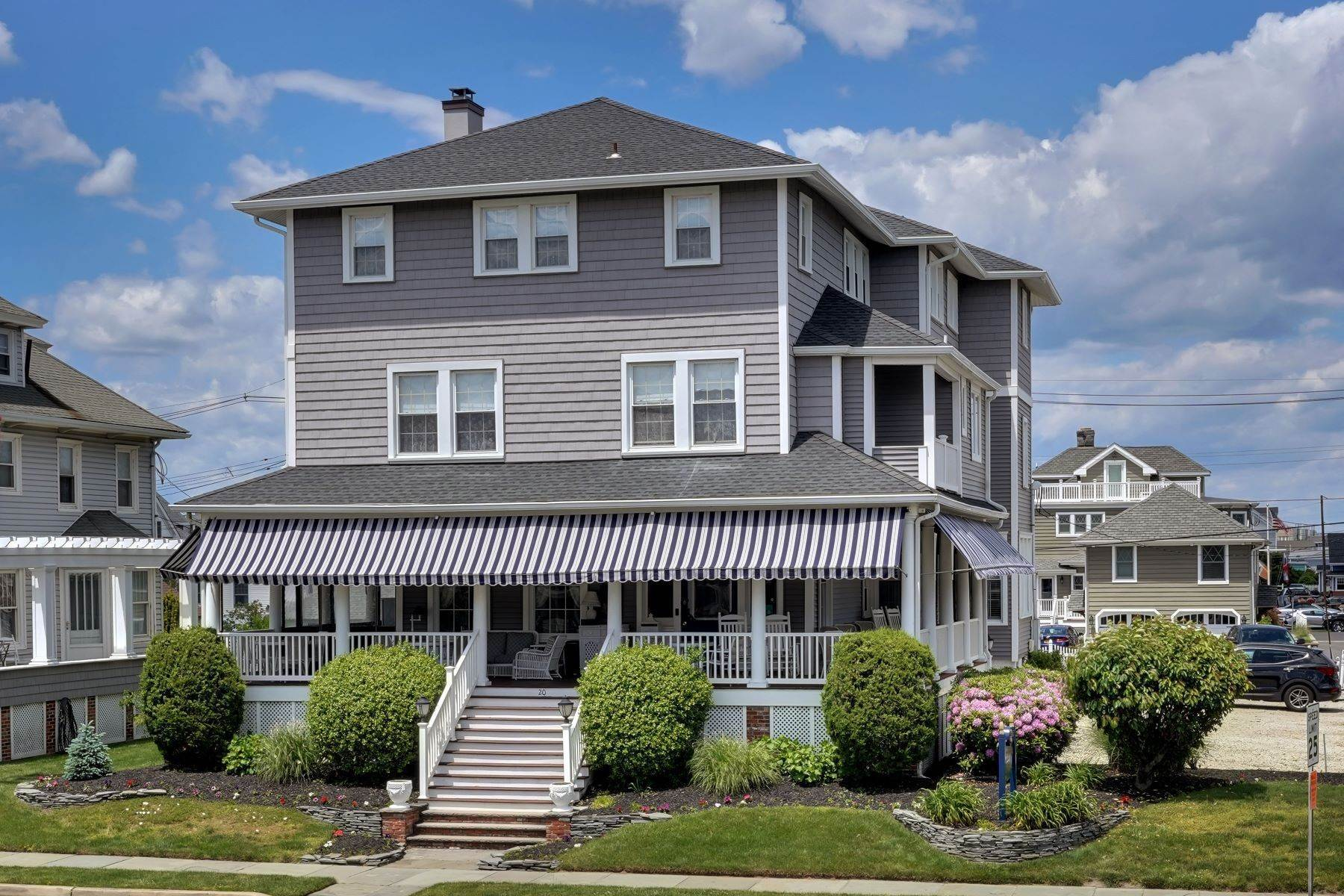 Property for Sale at Meticulously Maintained B&B 20 Woodland Avenue Avon by the Sea, New Jersey 07717 United States