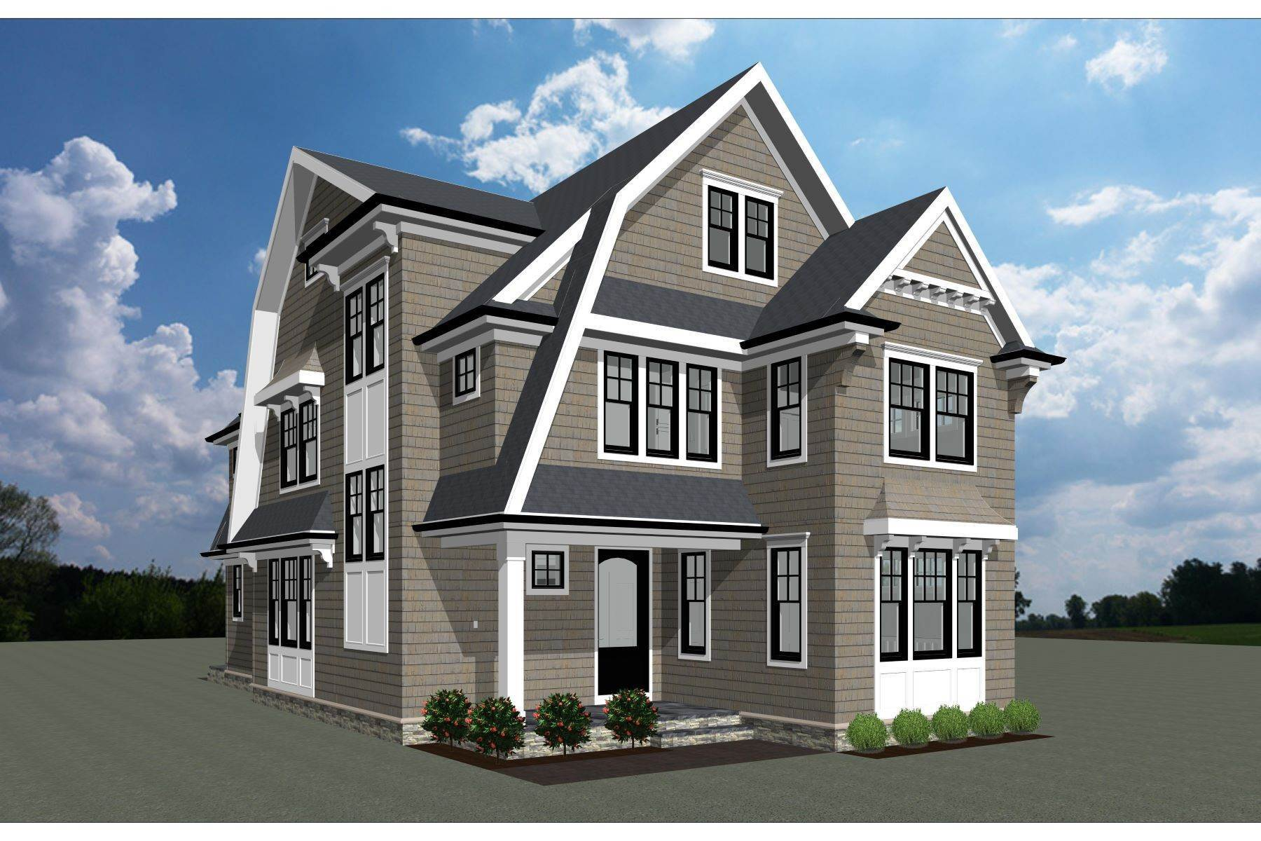 Single Family Homes at New Construction in Sea Girt 316 Trenton Boulevard Sea Girt, New Jersey 08750 United States