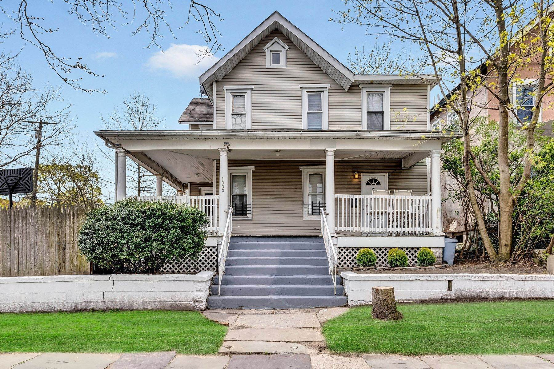 Multi-Family Homes for Sale at Great Two Family Home 1000 Summerfield Avenue Asbury Park, New Jersey 07712 United States