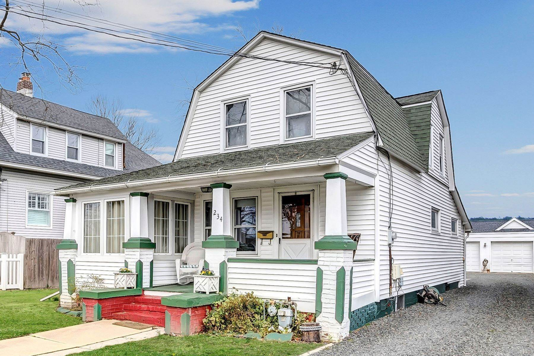 Single Family Homes for Sale at Coming Soon 234 E Main Street Manasquan, New Jersey 08736 United States