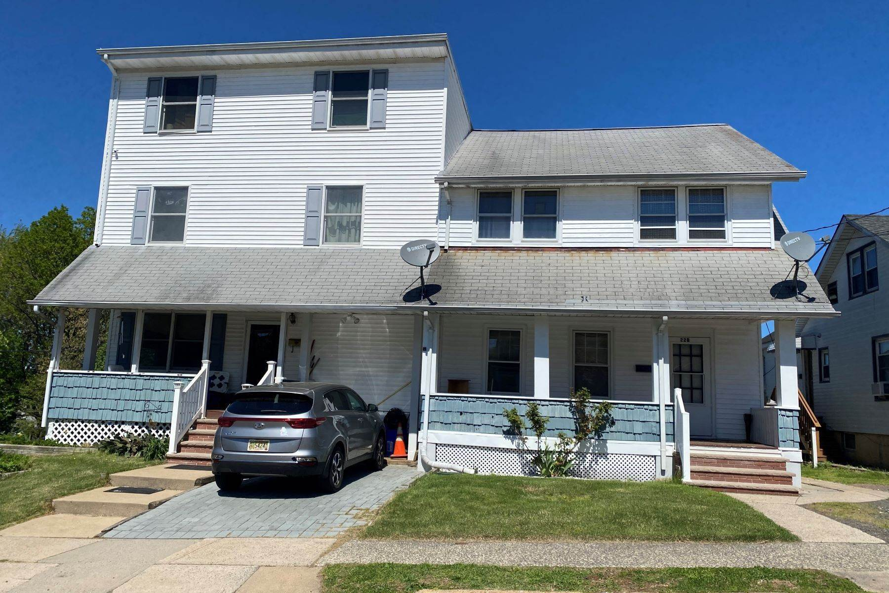 Multi-Family Homes for Sale at 22 James Street South River, New Jersey 08882 United States