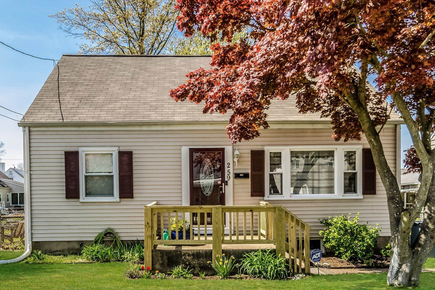 Property for Sale at A Sweet Classic Cape Cod in a Quiet Section of Broad Street Park 259 McClellan Avenue Hamilton, New Jersey 08610 United States