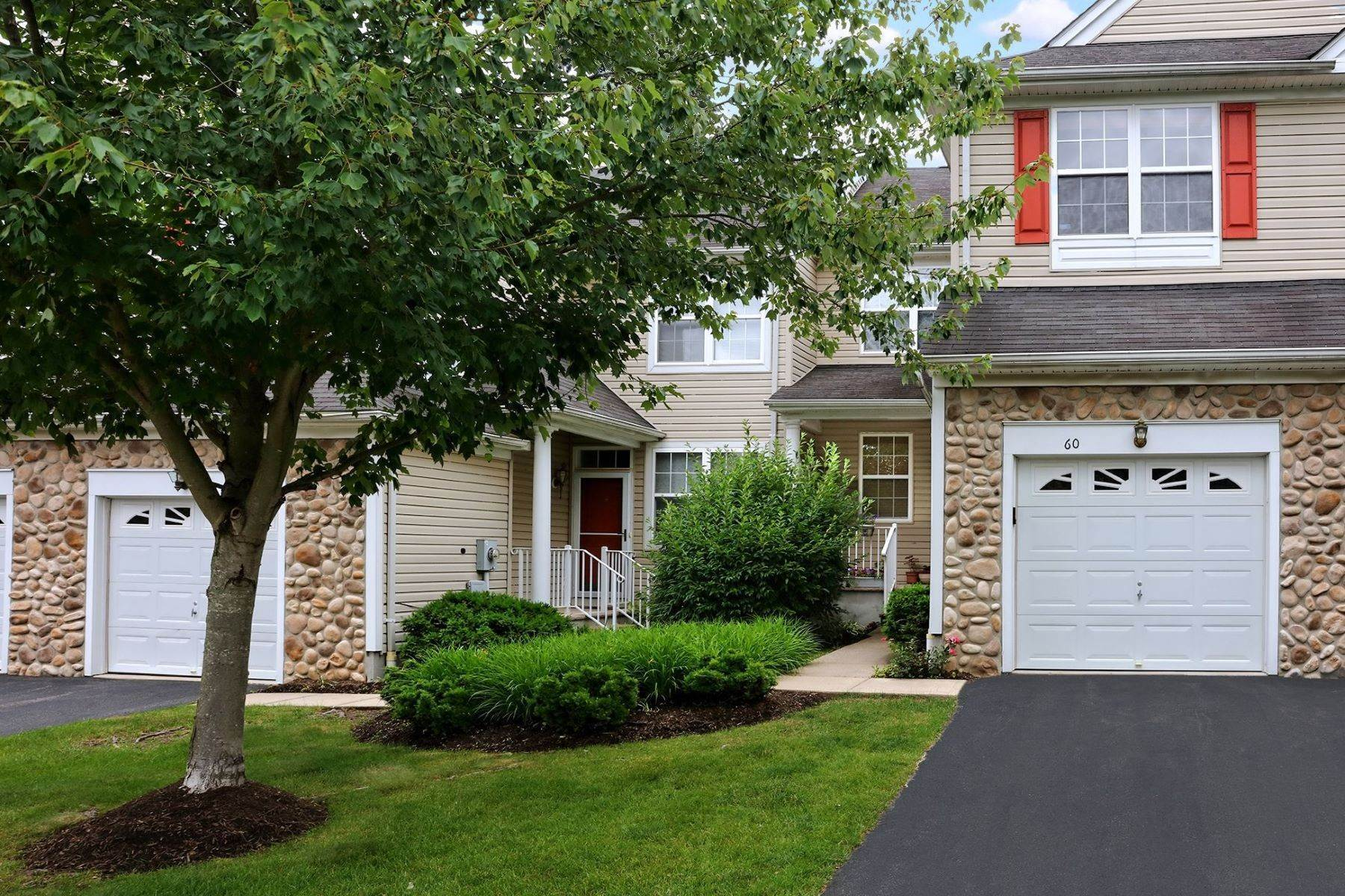 townhouses for Sale at Abundance of Natural Light 60 Scarlet Oak Drive Princeton, New Jersey 08540 United States