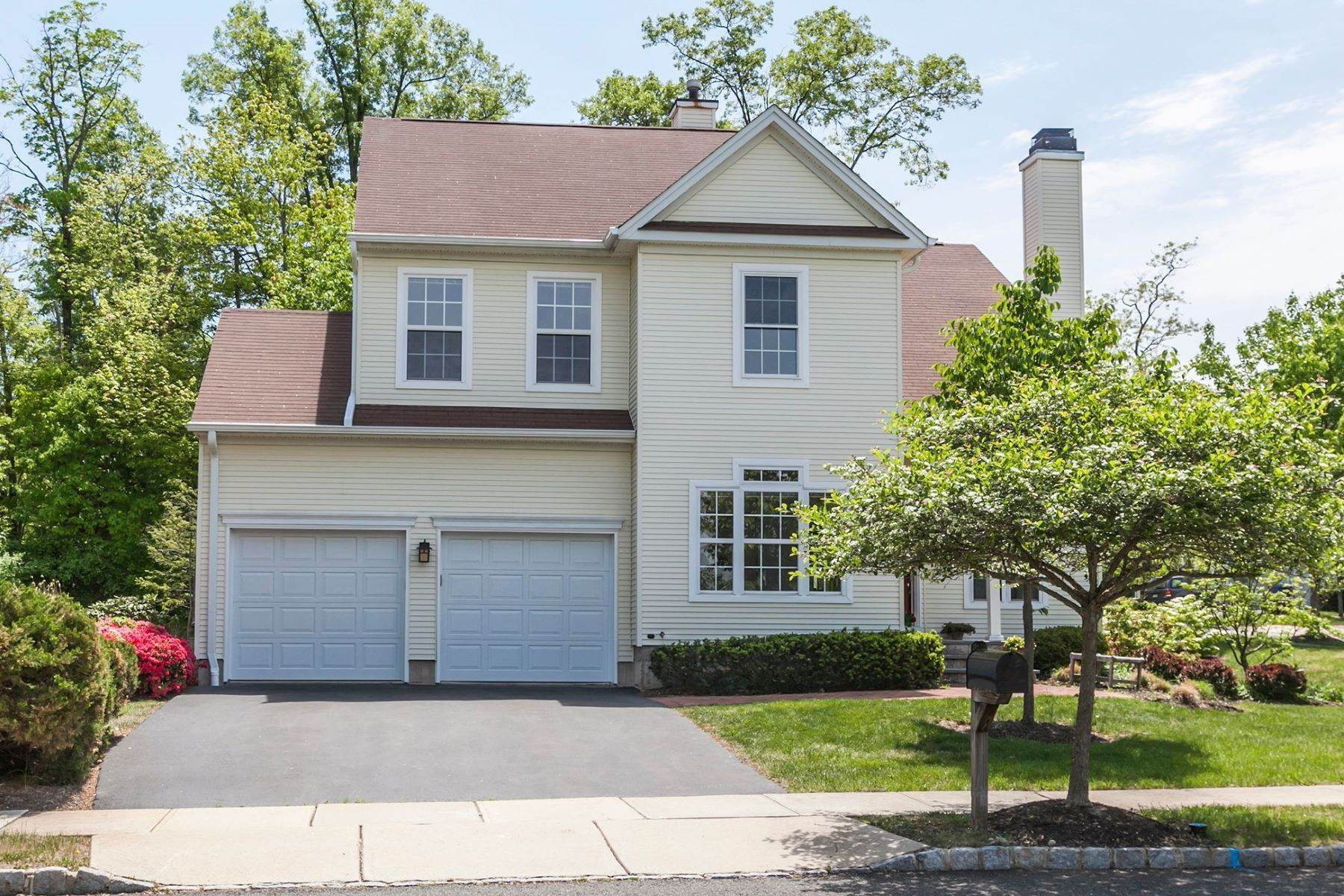 Single Family Homes for Sale at A Standout In The Neighborhood 1 Danby Court Princeton, New Jersey 08540 United States