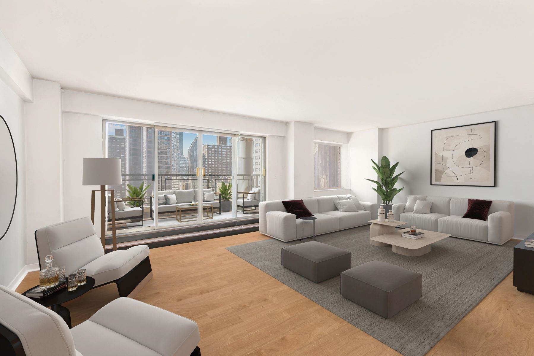 Co-op Properties for Sale at 440 East 57th Street, 20A New York, New York 10022 United States