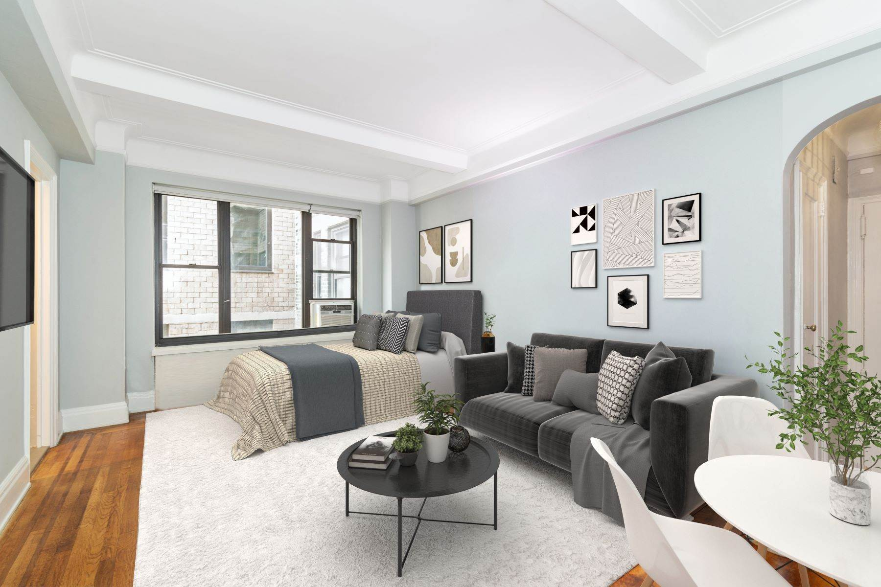Co-op Properties for Sale at Park Avenue Perfect Studio 7 Park Avenue, Apt 12E New York, New York 10016 United States