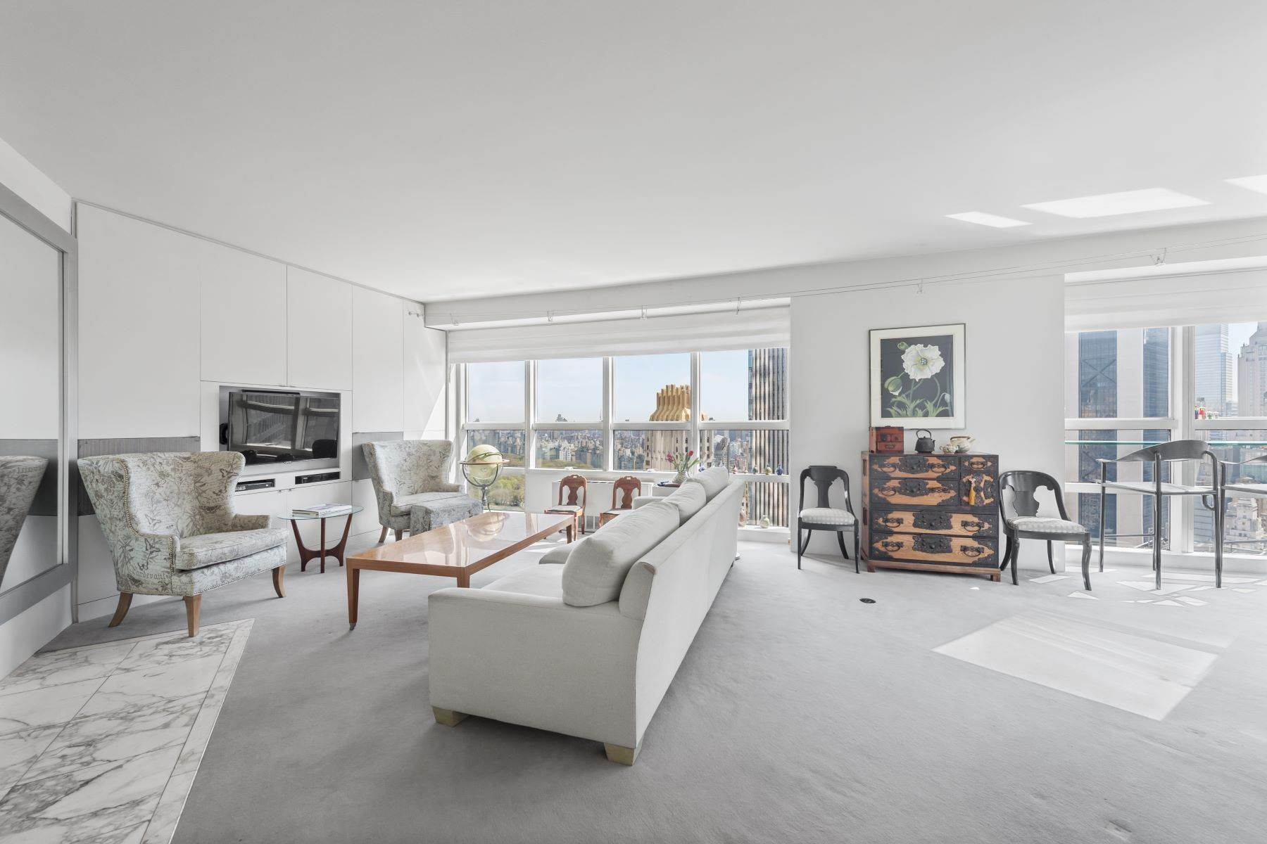 Condominiums for Sale at 146 West 57th Street, Apt 46D New York, New York 10019 United States