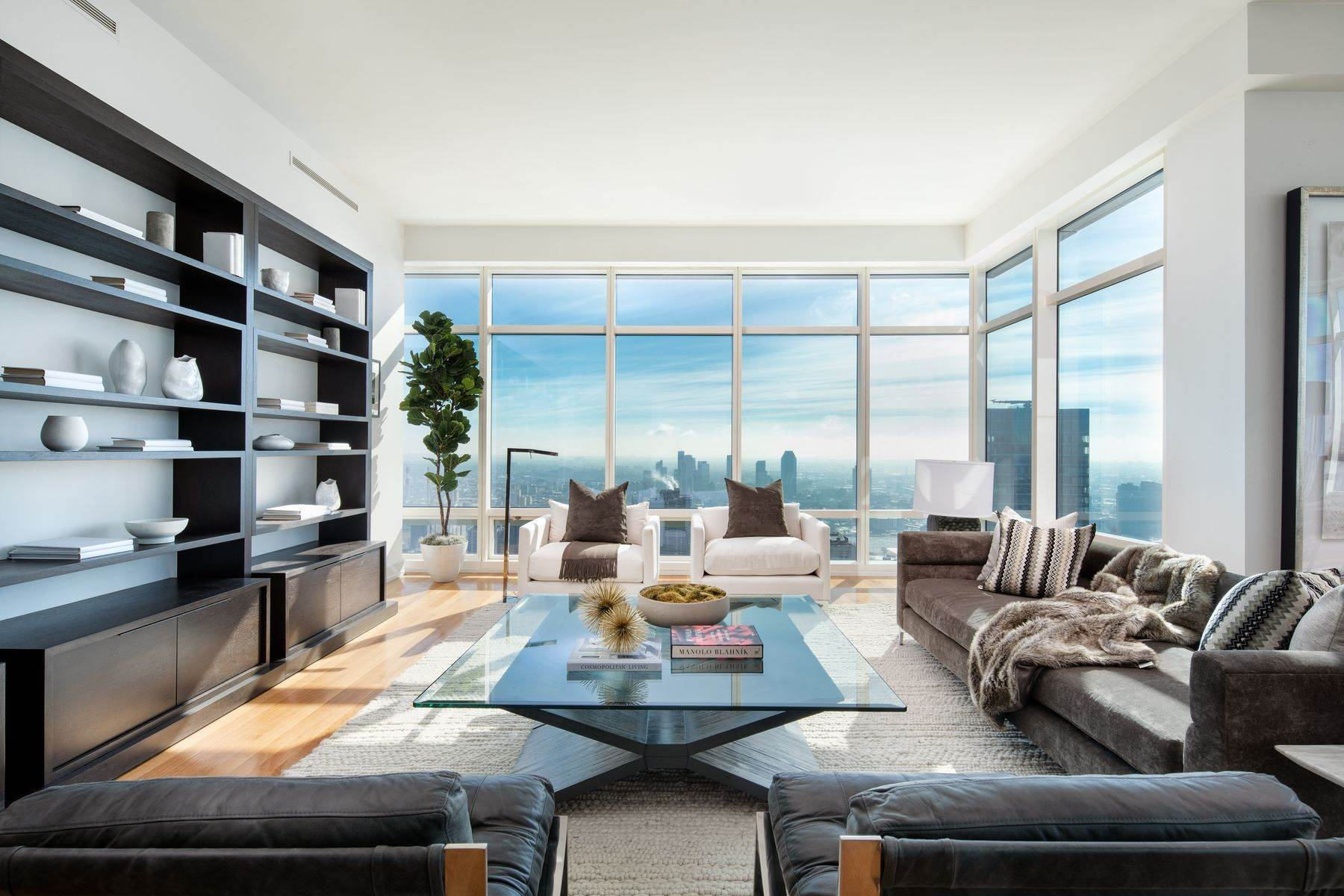 Condominiums for Sale at 151 East 58th Street, 46C New York, New York 10022 United States